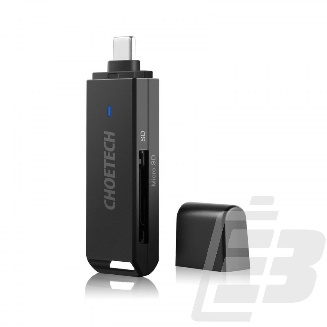 Choetech USB-C Card Reader_1