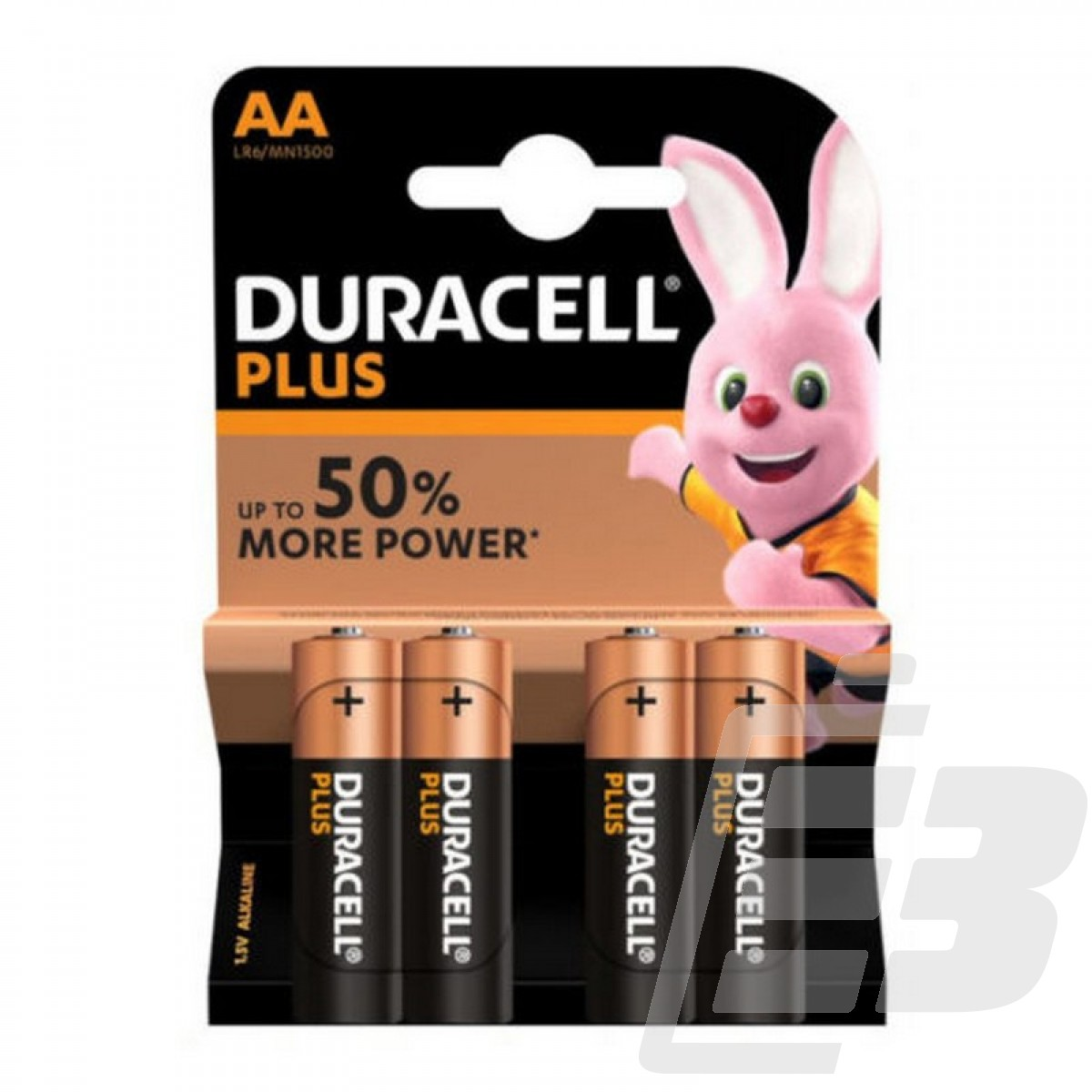 Duracell Industrial MN1500 4PCs