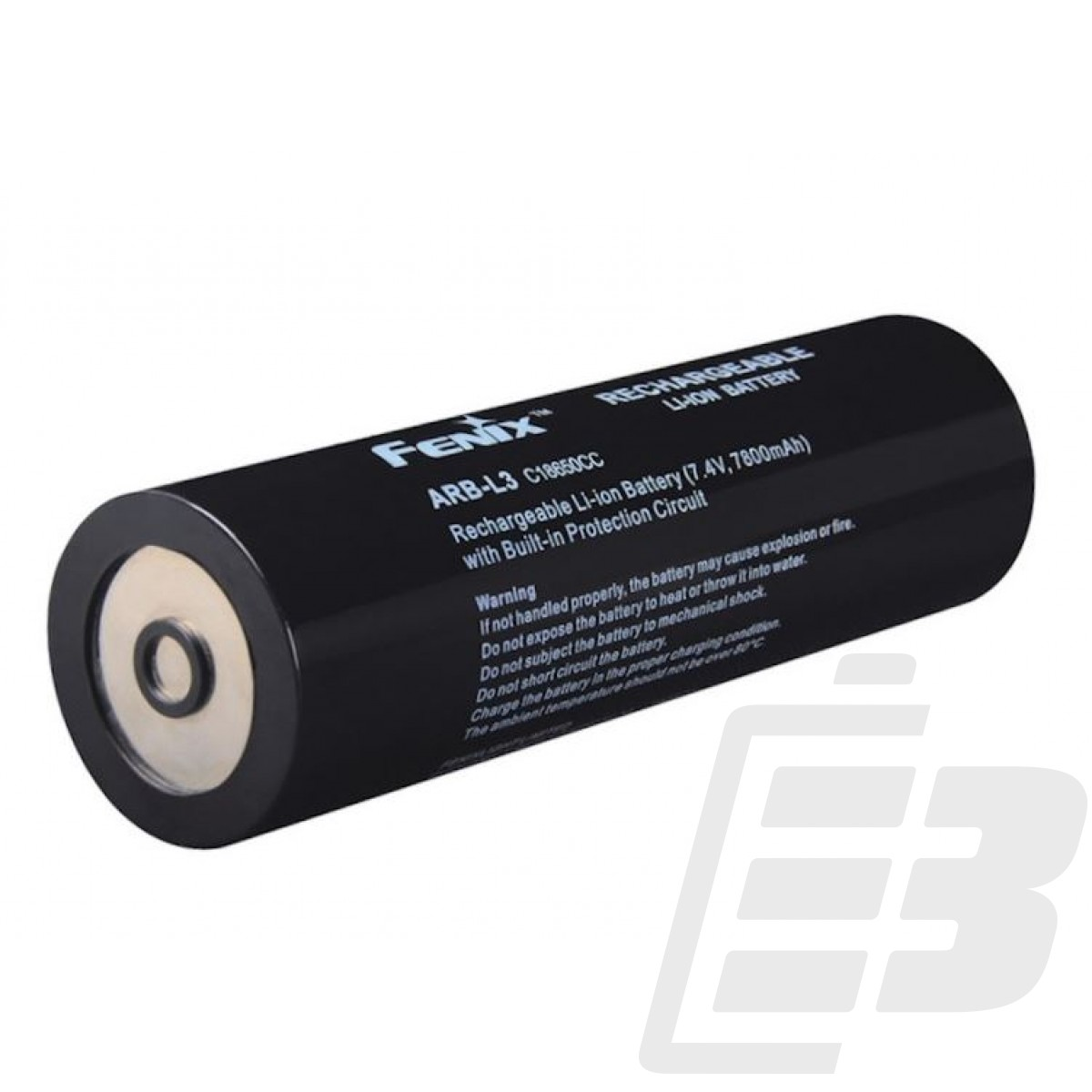 Μπαταρια Fenix ARB-L3 18650 CC 7800mAh Protected 1