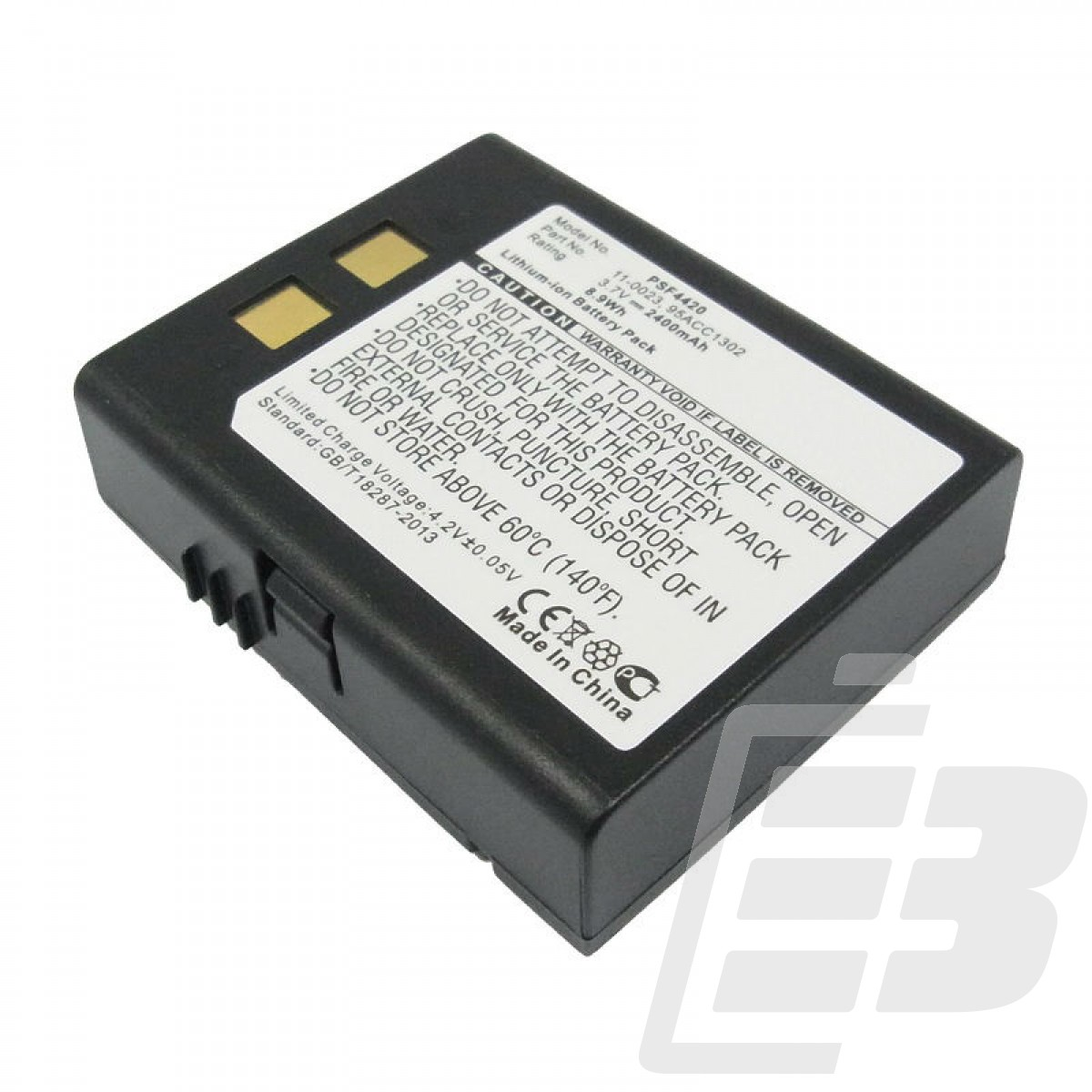 Barcode scanner battery Datalogic Falcon 4420_
