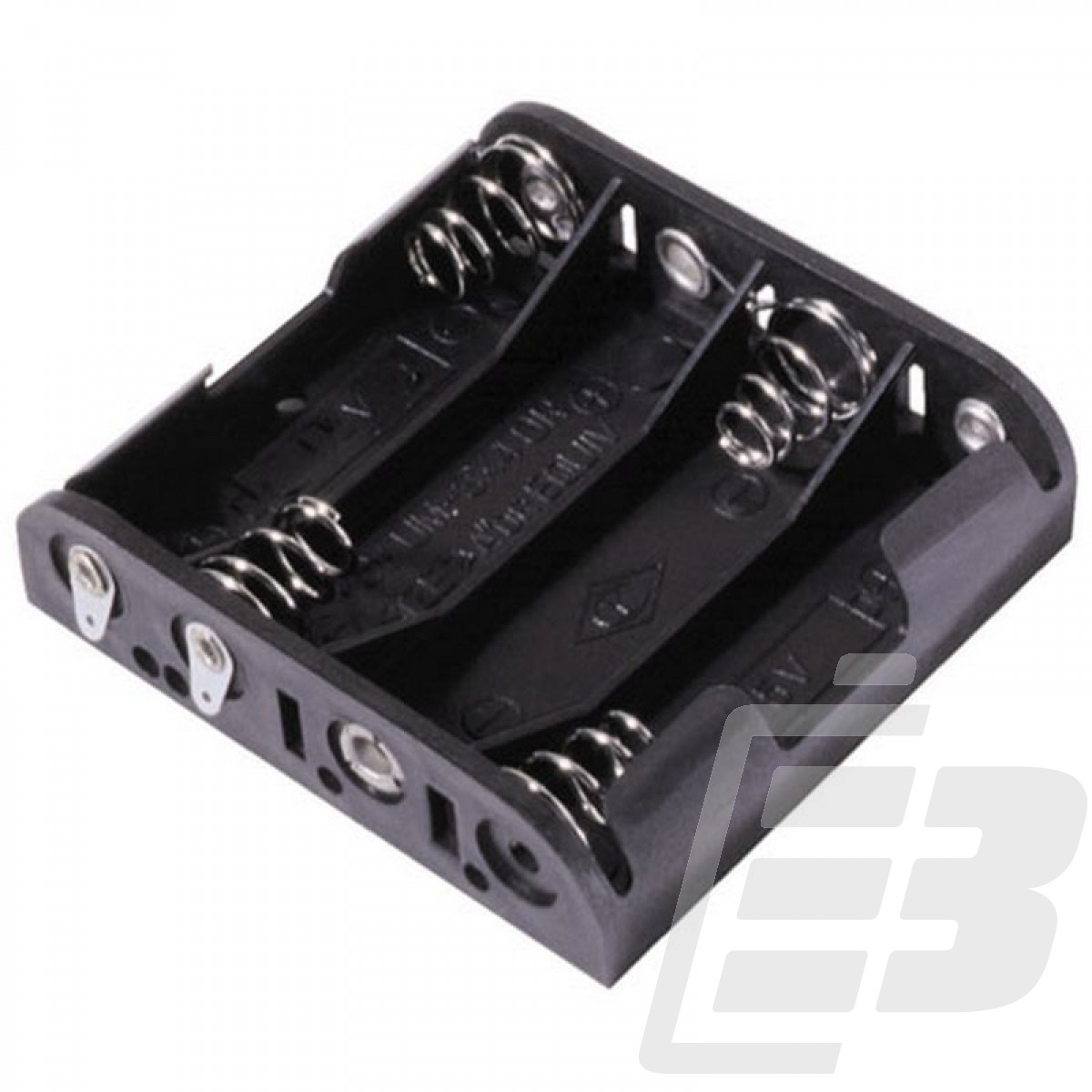 MPD Battery holder AA size 4 cells
