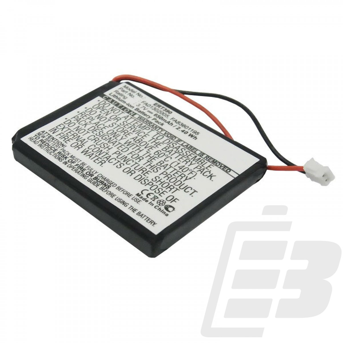 Cordless phone battery Ericsson DT390_1