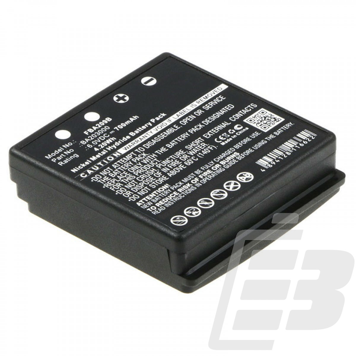 Crane remote control battery HBC Spectrum 1_1
