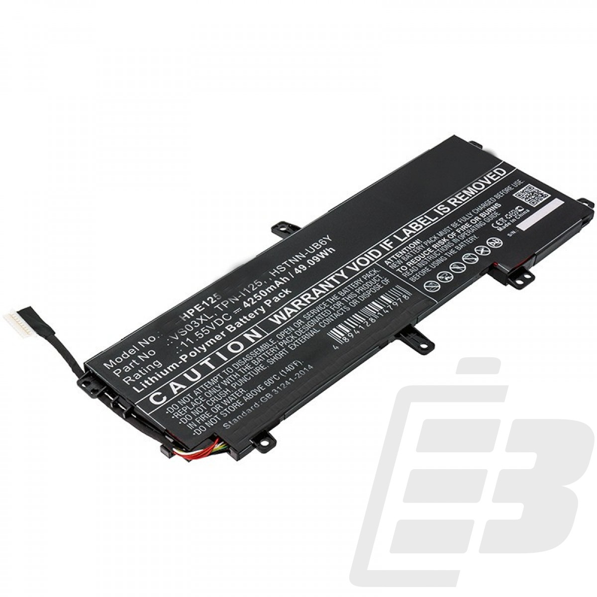 Laptop Battery HP Envy 15-AS100NB_1
