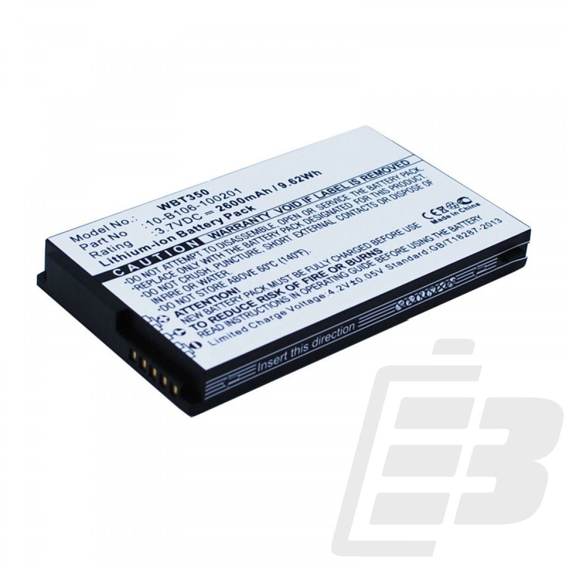 Payment terminal battery Widefly BT350_1