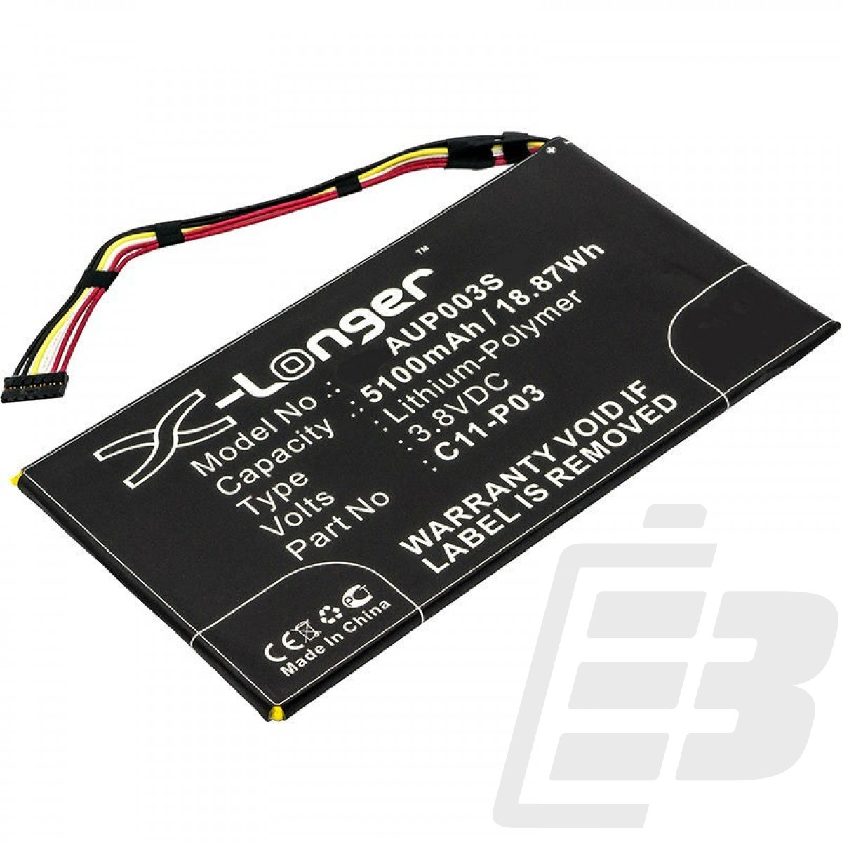 Tablet battery Asus Padfone 2_1