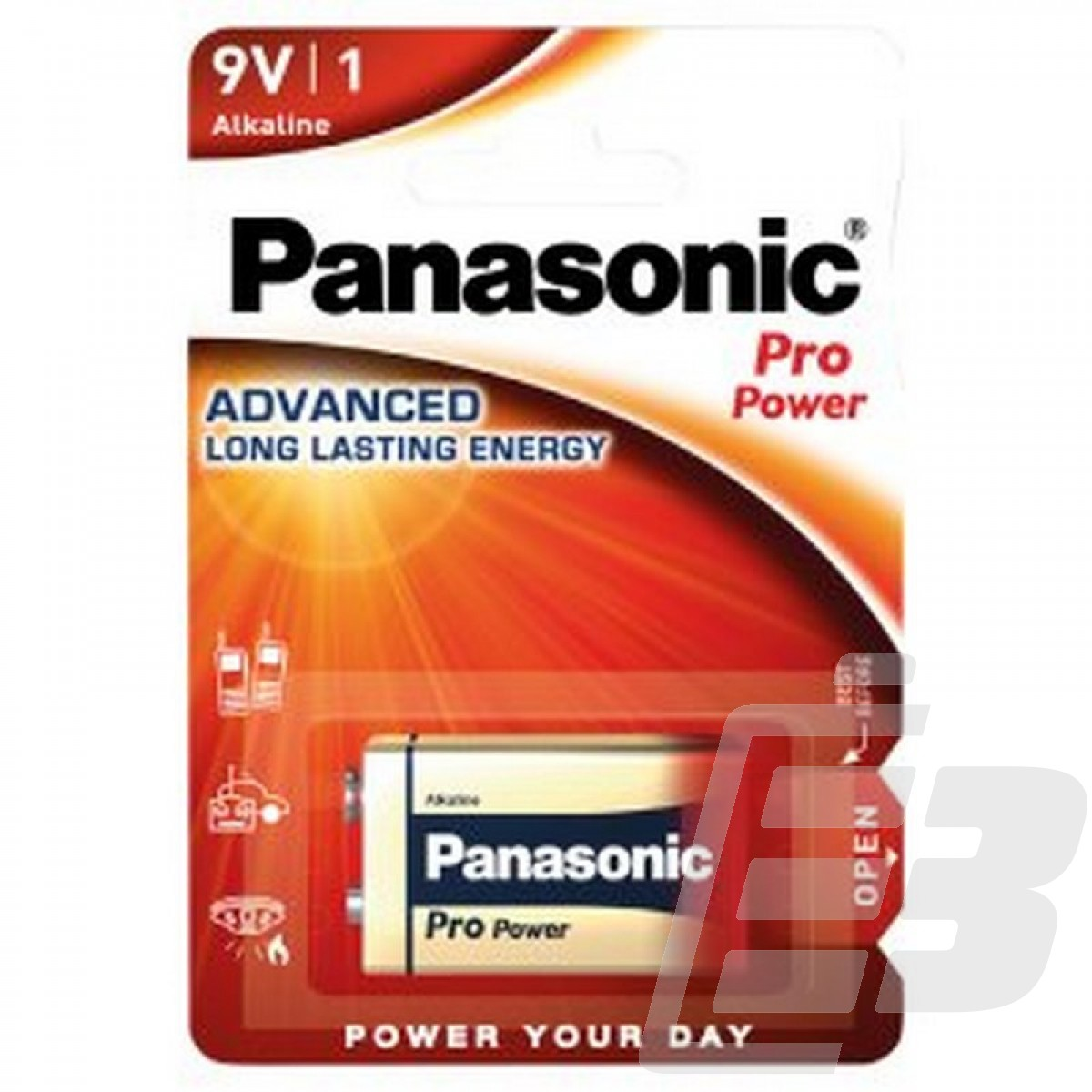Panasonic PRO 9V