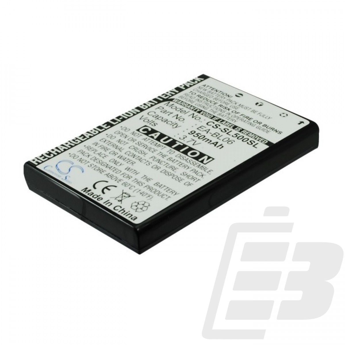 Μπαταρία PDA Sharp Zaurus SL-5000_1