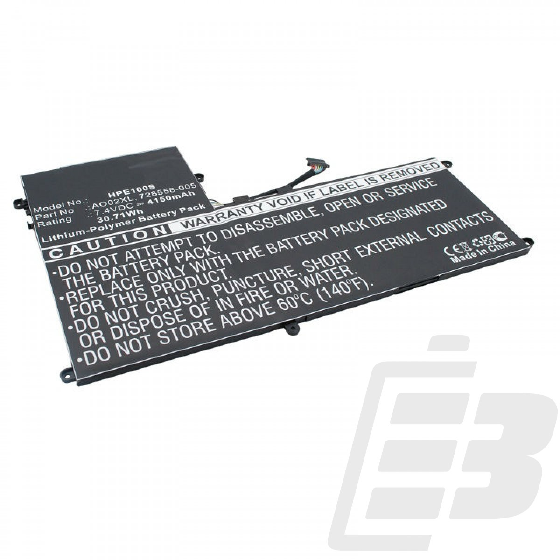Tablet battery HP ElitePad 1000 G2_1