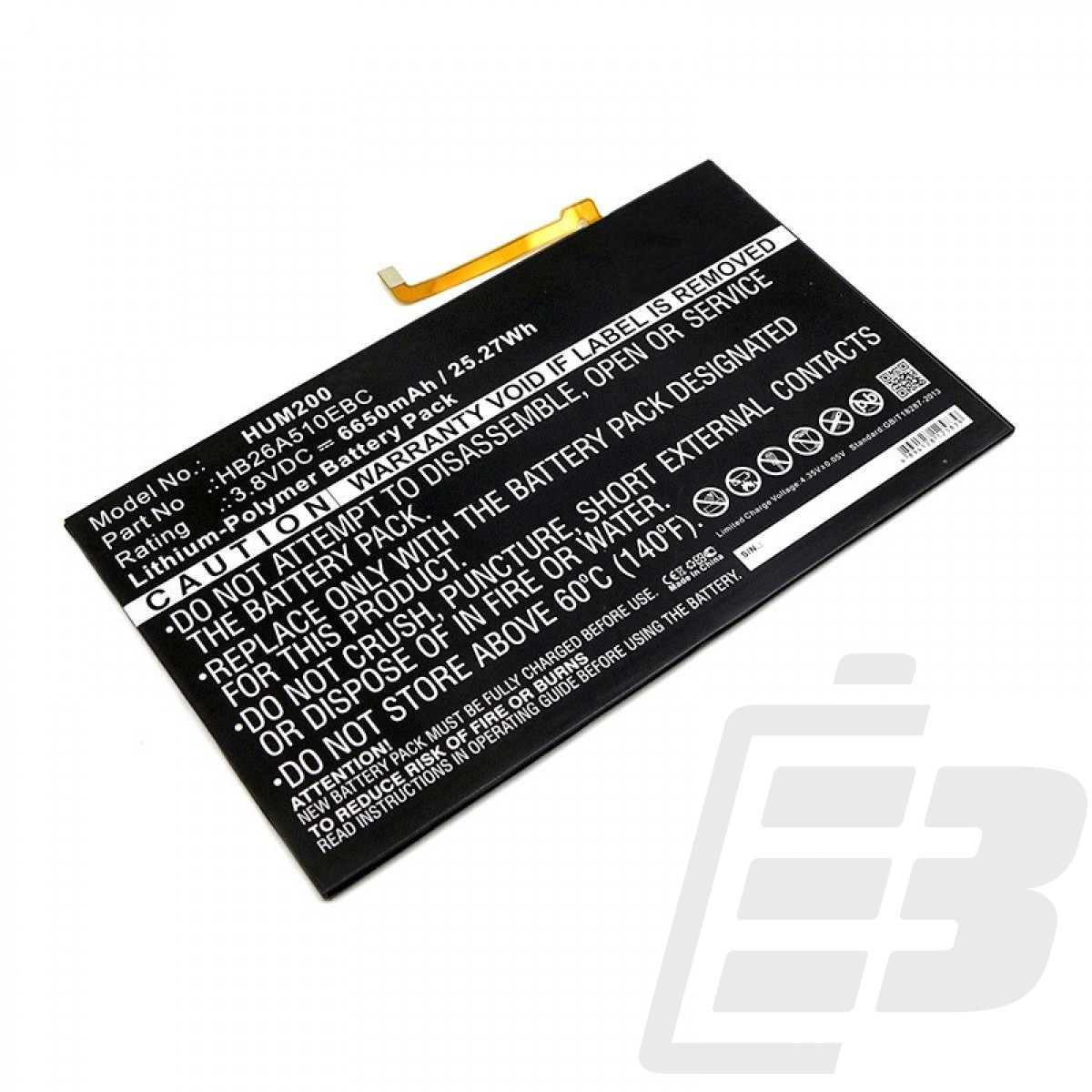 Tablet battery Huawei MediaPad M3 Lite 10_1