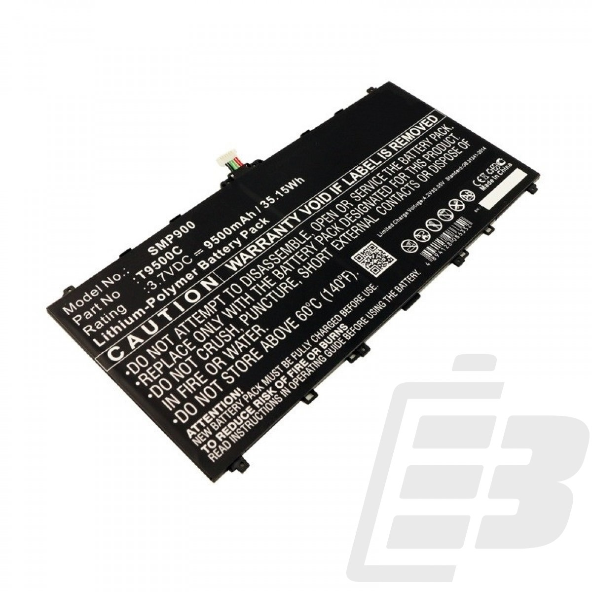 Tablet battery Samsung Galaxy Note Pro 12.2_1