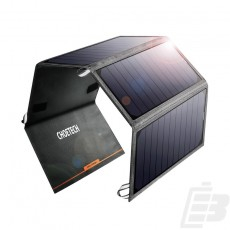 Choetech SC003-V1 Solar Charger Backpack kit 24W 1