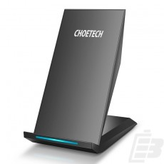 Choetech T520 QI Fast Wireless Charger Stand 1