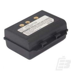 Barcode scanner battery M3 Mobile Rugged_1