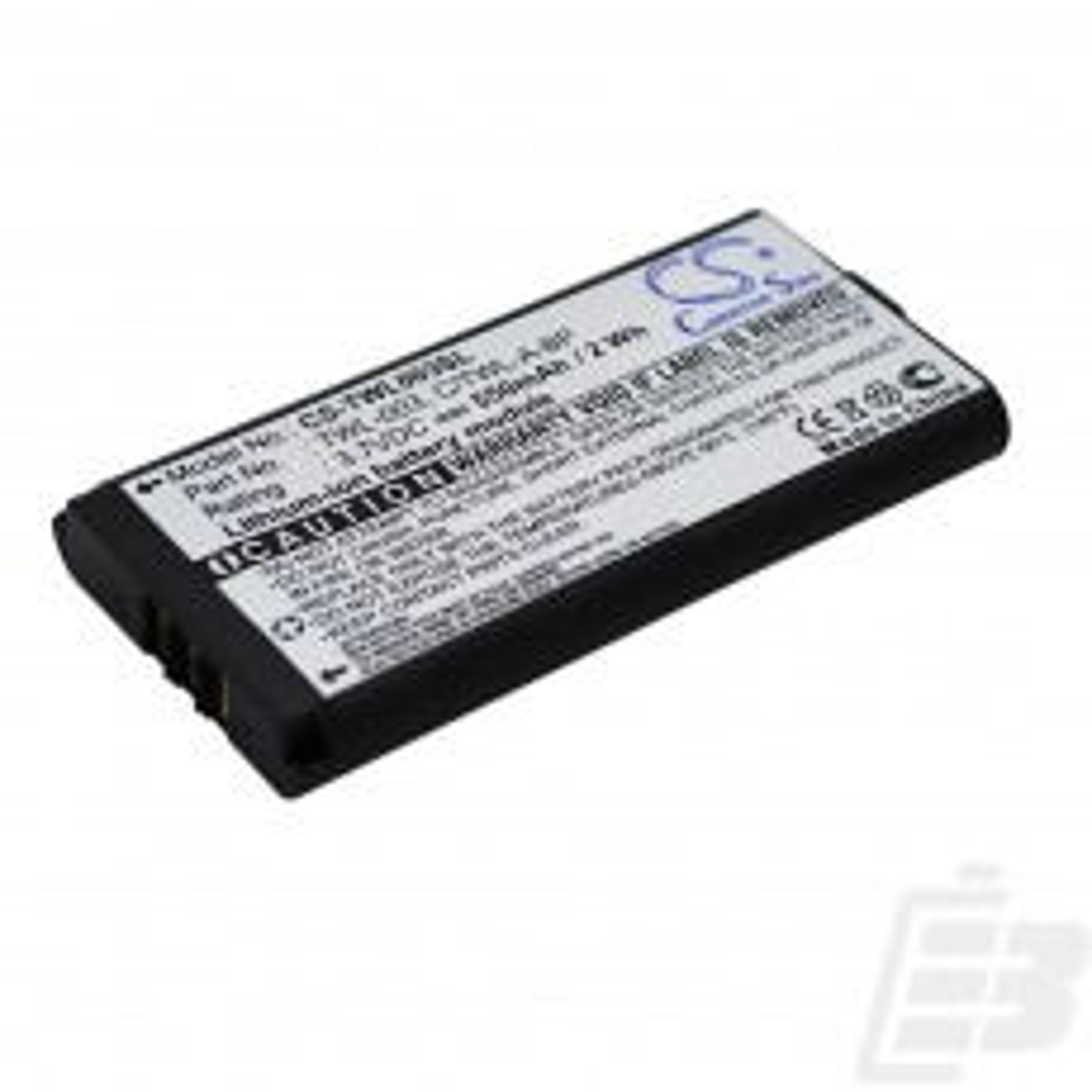 Console battery Nintendo DSi _1