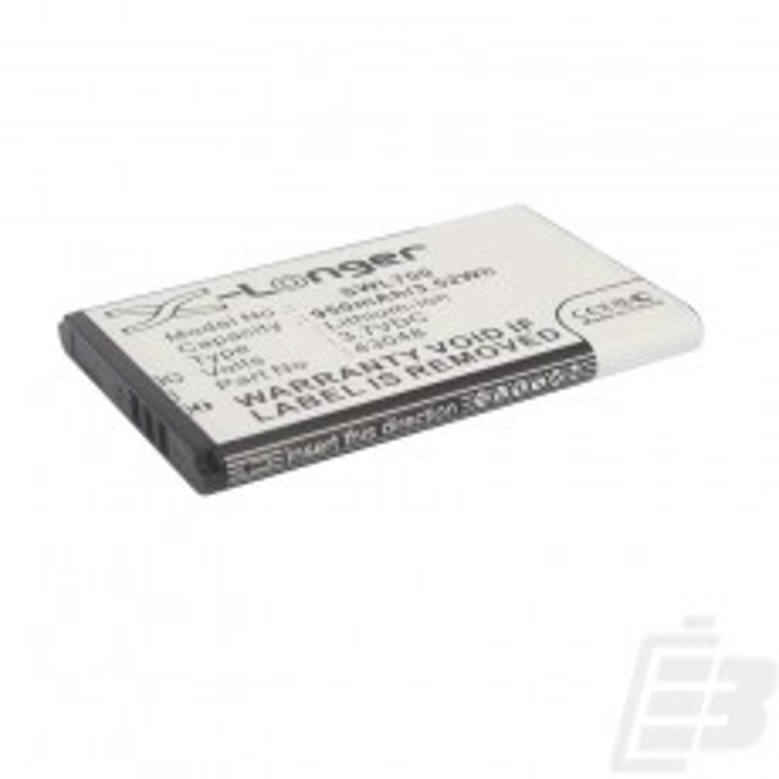 Cordless phone battery SwissVoice L7_1