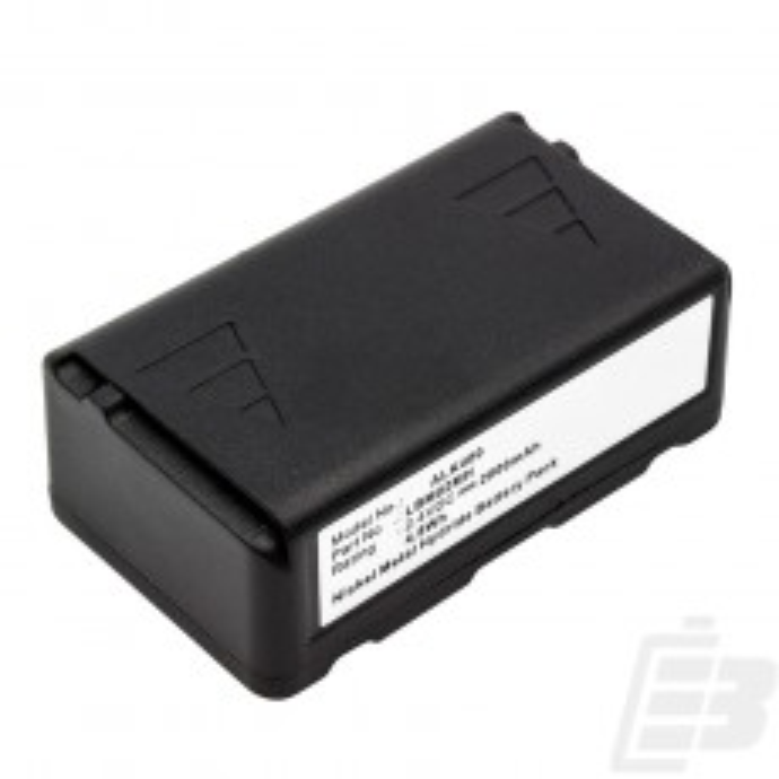 Crane remote control battery Autec Light LK4_1