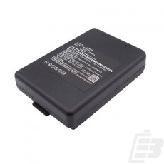 Crane remote control battery Autec Plus MK_1
