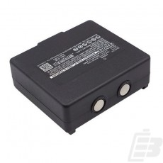 Crane remote control battery Hetronic Abitron Mini_1