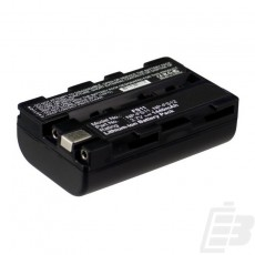 Camcorder battery Sony NP-FS11_1