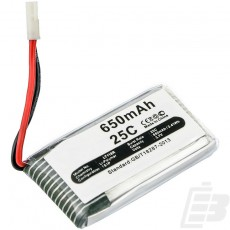 Drone battery Hubsan H107 C_1