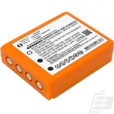 Crane remote control battery HBC Radiomatic Vector Pro_1