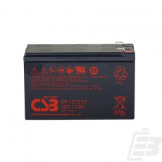 CSB Lead Acid Battery GP1272 1