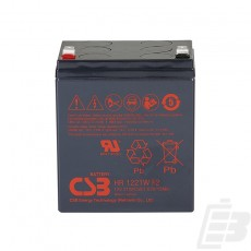 CSB Lead Acid Battery HR1221W 1