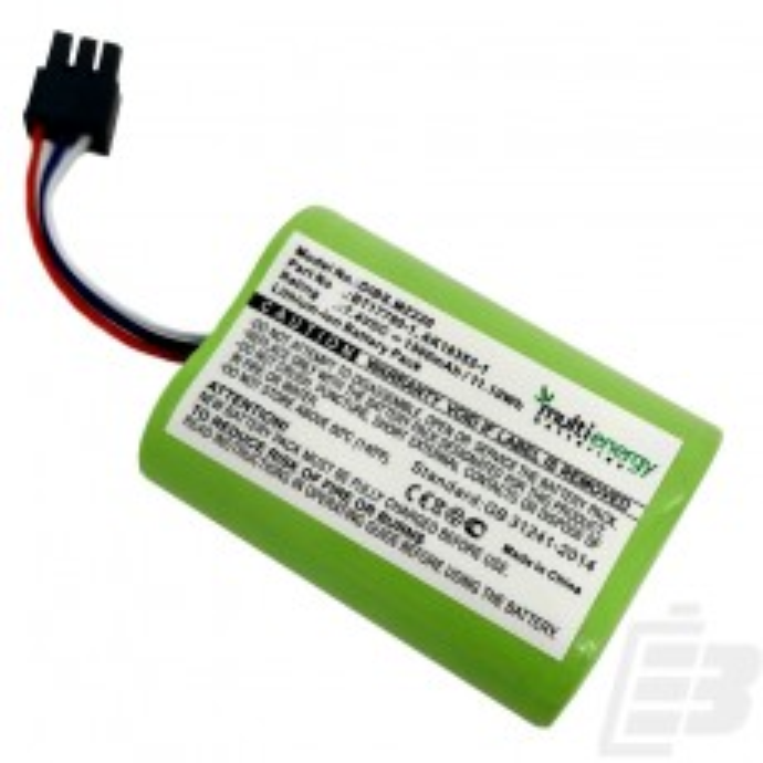 Barcode scanner battery Zebra MZ220_1
