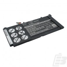 Laptop battery Asus VivoBook S551L_1