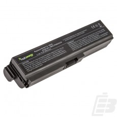 Laptop battery Toshiba Satellite C660 extended_1