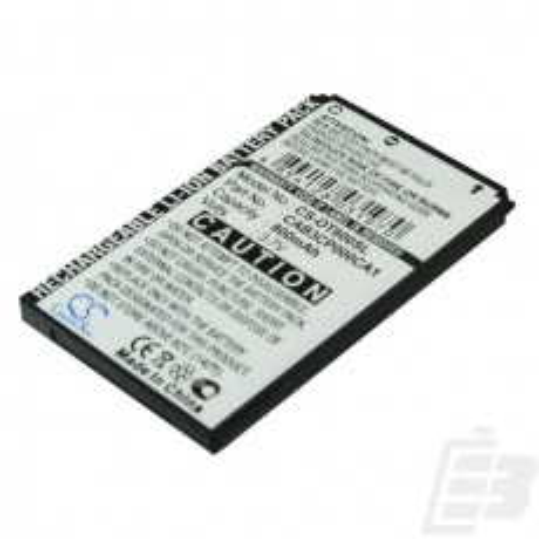 Μπαταρία κινητού τηλεφώνου Alcatel One Touch 800_1