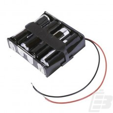 MPD Battery Holder 4_AA_2