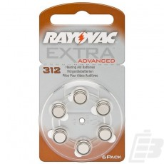 Rayovac Extra Advanced A312 1