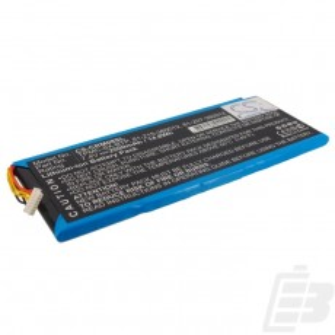 Μπαταρία remote control Crestron TPMC-8X_1