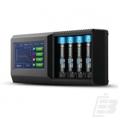 Efan Q4 4-bay battery charger