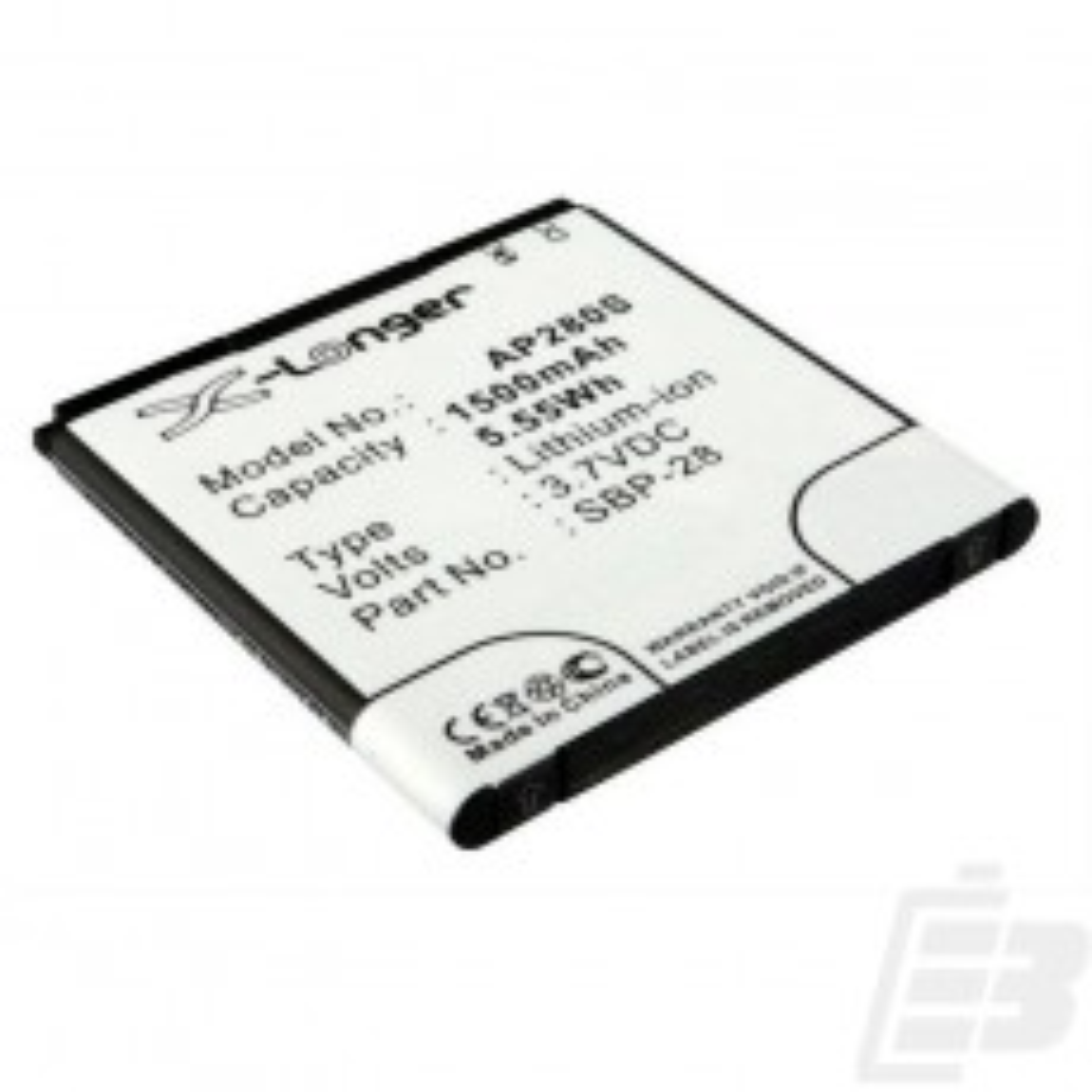 Smartphone battery Asus PadFone_1