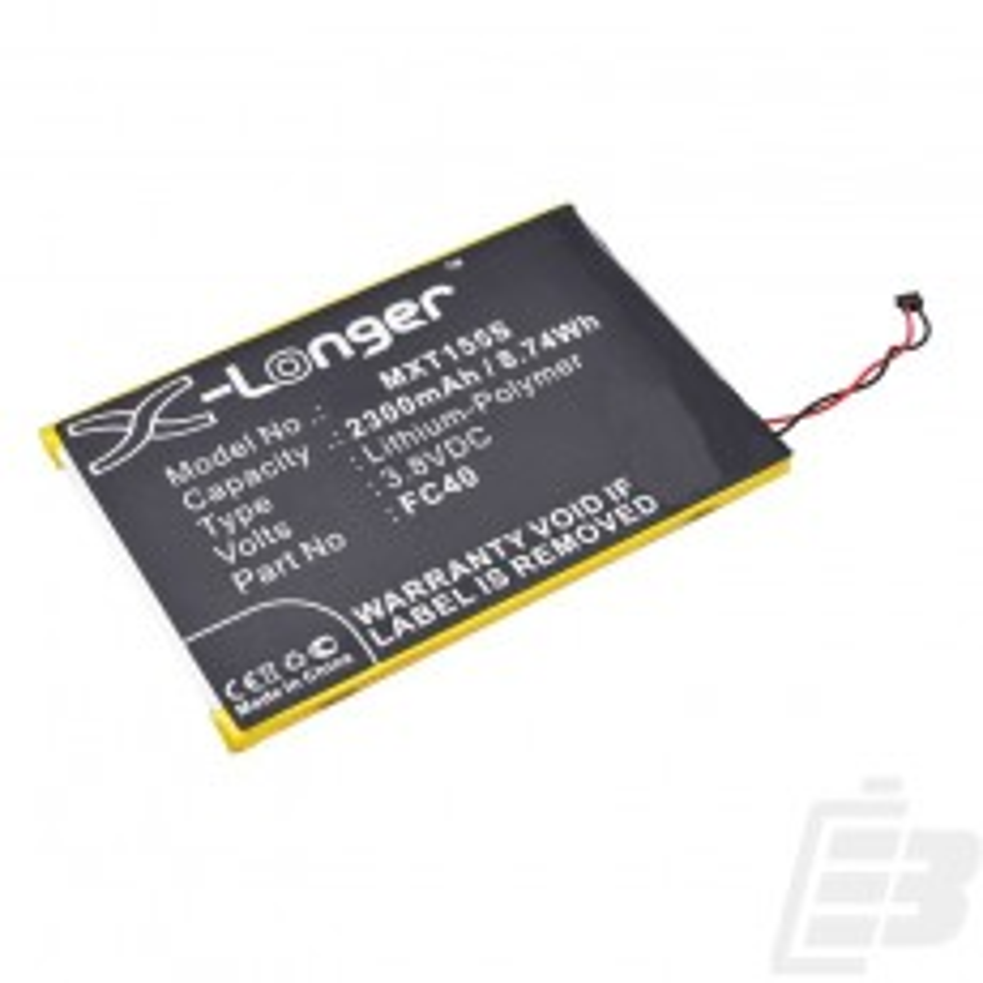 Smartphone battery Motorola G (3rd gen)_1