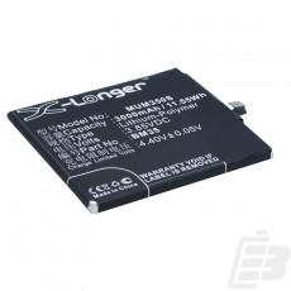 Smartphone battery Xiaomi Mi 4c_1