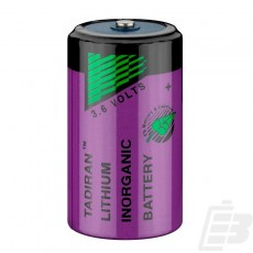 Saft LS14250 Lithium battery 1/2AA