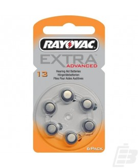Μπαταρίες Rayovac Extra Advanced A13