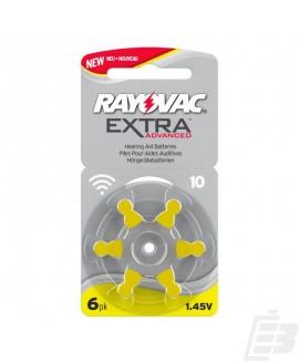 Μπαταρίες Rayovac Extra Advanced A10