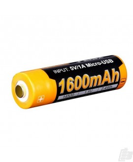 Fenix ARB-L14-1600U AA USB Battery 1600mah