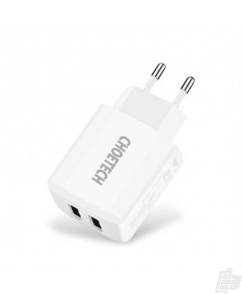 Choetech C0030 2 x USB Wall Adapter