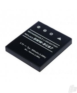 Camera battery Panasonic DMW-BCB7