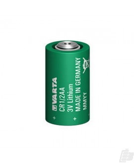 Varta CR 1/2AA Lithium battery