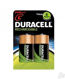 Duracell HR14 C PreCharged Battery 3000mah