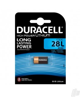 Duracell PX28 / 4LR44 Lithium Battery
