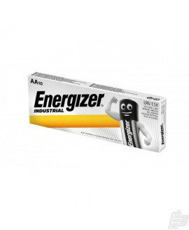 Energizer Industrial LR06 AA battery