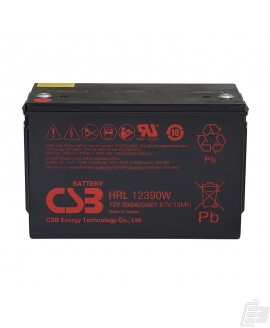 CSB Lead Acid Battery HRL12390WFR 12v 110ah